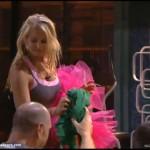 Big Brother 13 Jordan sheds humilitard