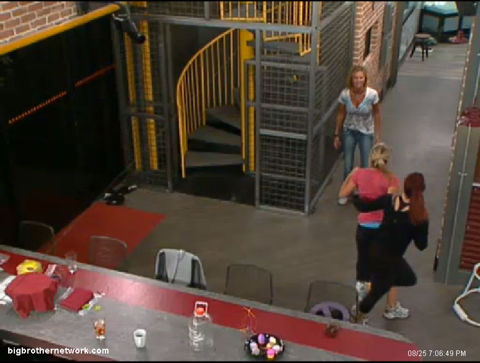 Big Brother 13 Jordan and Shelly fight