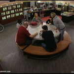Big Brother 13 HGs playing poker