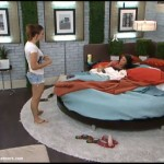 Big Brother 13 Rachel and Daniele