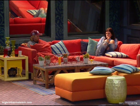 Big Brother 13 Daniele and Shelly