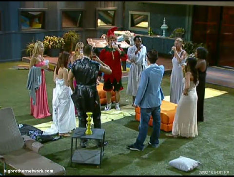 Big Brother 13 Wedding