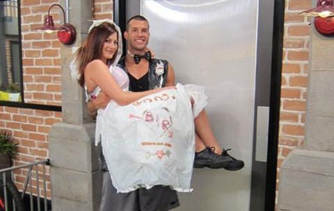 Rachel Brendon wedding in Big Brother 13