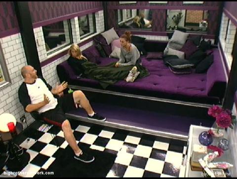 Big Brother 13 Adam Jordan and Rachel