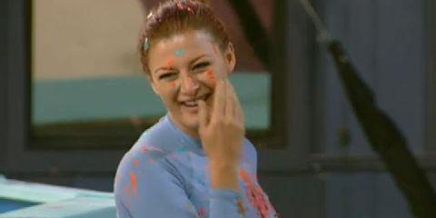 Big Brother 13 Rachel wins round 1