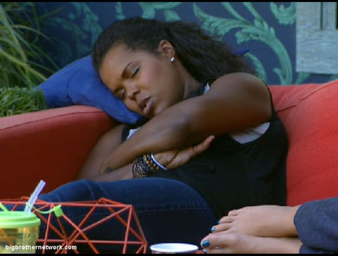 Big Brother 13 Kalia