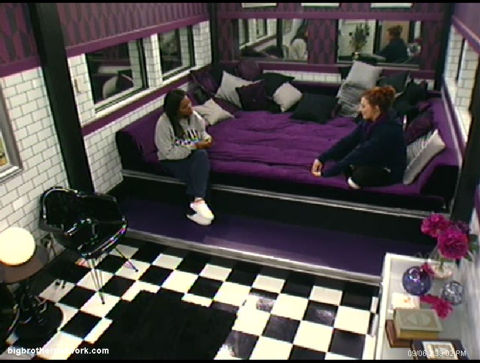 Big Brother 13 Kalia and Rachel