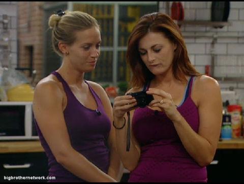 Big Brother 13 Porsche and Rachel