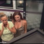 Big Brother 13 Porsche and Rachel