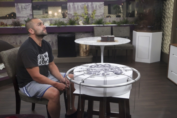 Big Brother 14 Wille makes nominations