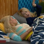 BB14 Live Feeds Janelle and Britney