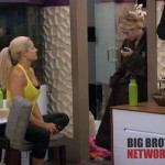 Big Brother 14 live feeds janelle and britney