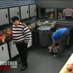 BB 14 Live Feeds Burglar