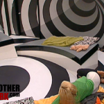 Big Brother Live Feeds July 15 Janelle Ian