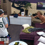 BB14 Frank scares Boogie