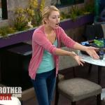 BB14 Britney yells at Willie