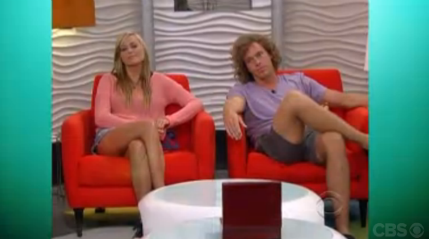 BB14 Live eviction