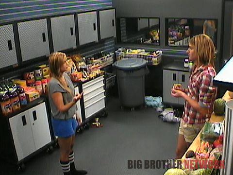 Big Brother 14 20120713 – Kara & Wil