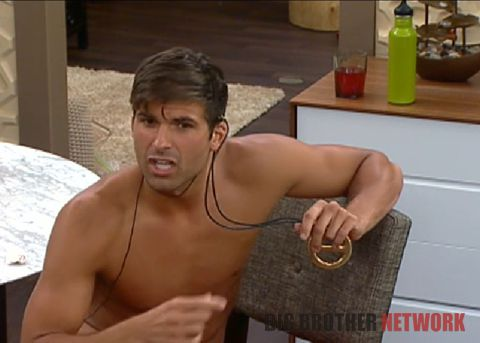 Big Brother 14 20120713 – Shane with Veto