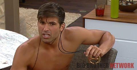 Big Brother 14 Veto winner Shane