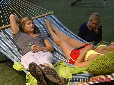 Big Brother 14 20120713 - Wil, Janelle, & Britney