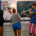 Big Brother 14 20120714 - JoJo, Kara, and Shane