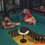Big Brother 14 20120714 - JoJo and Britney