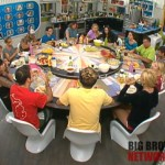 Big Brother 14 20120714 - group dinner