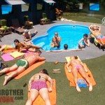 Big Brother 14 20120714 - group pool