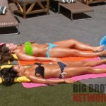 Big Brother 14 bikinis and bods - JoJo and Danielle