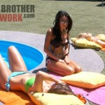 Big Brother 14 bikinis and bods - JoJo, Danielle, and Kara