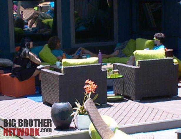 Big Brother 14 20120715 – Frank, Jenn, and Ian