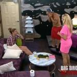 Big Brother 14 20120715 - Willie, Wil, and Janelle