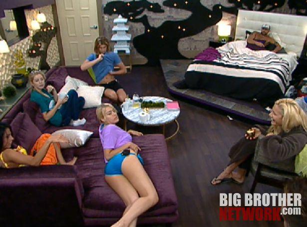 Big Brother 14 20120715 – HoH meeting
