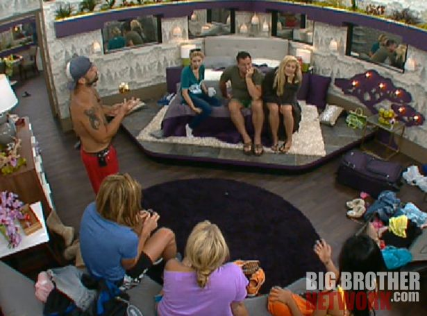 Big Brother 14 20120715 HoH meeting 02