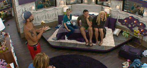 Big Brother 14 20120715 HoH meeting
