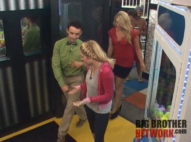 Big Brother 14 20120715 - Ashley and Ian