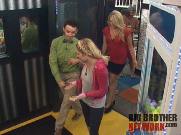 Big Brother 14 20120715 - Ashley and Ian