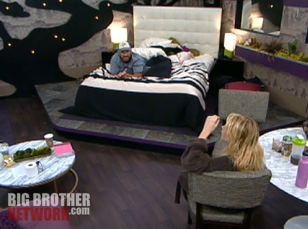 Big Brother 14 20120716 – Britney and Willie