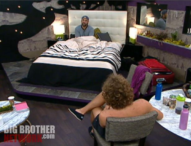 Big Brother 14 20120716 – Frank and Willie