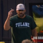 Big Brother 14 - Willie and Frank fight