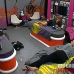 Big Brother 14 - Frank, Dan, and Janelle