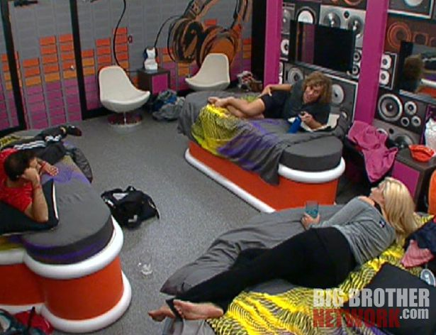 Big Brother 14 – Frank, Dan, and Janelle
