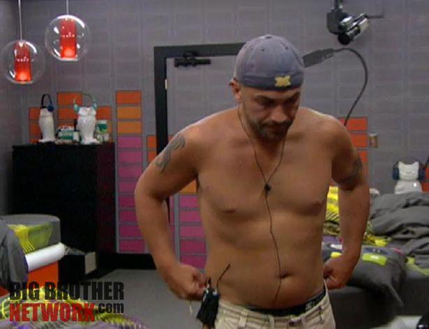 Big Brother 14 – Willie Hantz removed