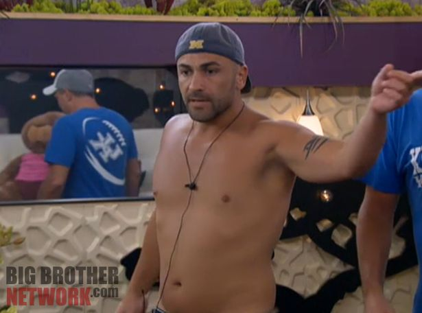 Big Brother 14 – Willie Hantz expelled