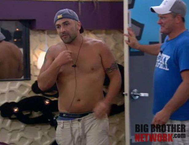 Big Brother 14 – Willie & Joe