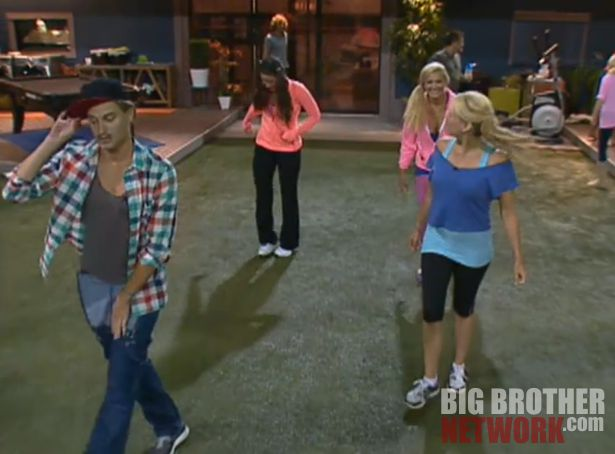 Big Brother 14 20120721 – 80's dressup