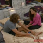 Big Brother 14 20120721 - Frank and Danielle