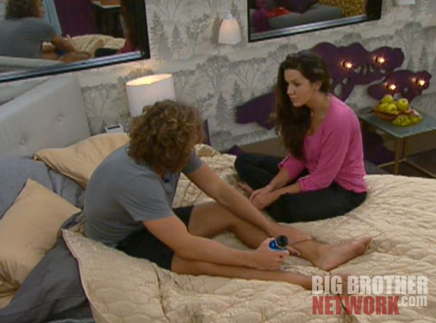 Big Brother 14 20120721 – Frank and Danielle