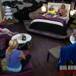 Big Brother 14 20120721 - HoH group meeting